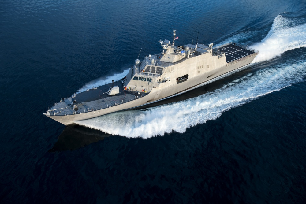USS Wichita Commissions Saturday, Will Bring LCS MCM Capability to