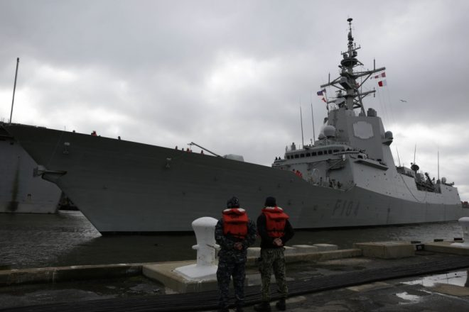 Spanish Frigate to Join Abraham Lincoln Carrier Strike Group on Upcoming Deployment