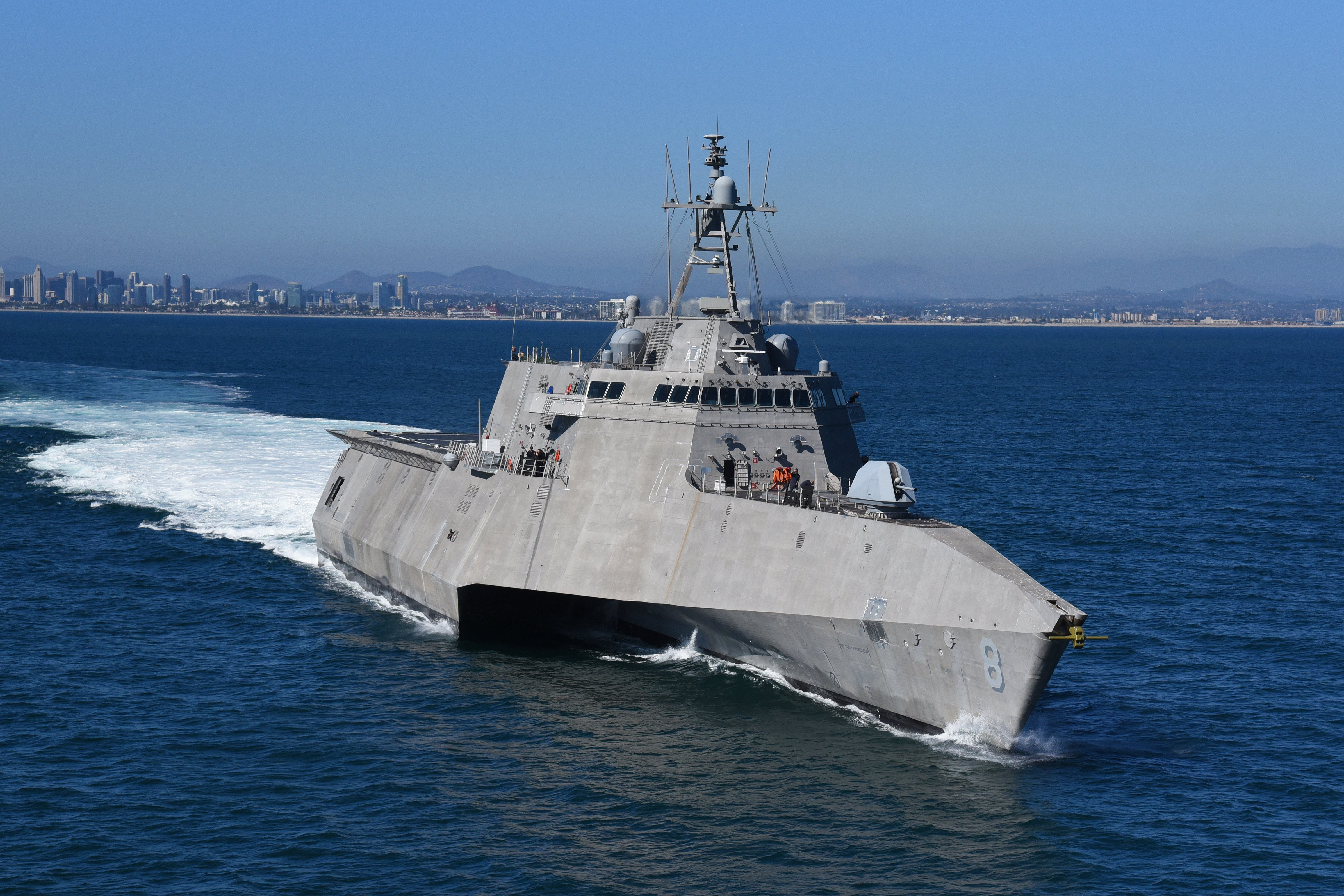 Littoral Combat Ship Deploys for First Time in 19 Months - USNI News