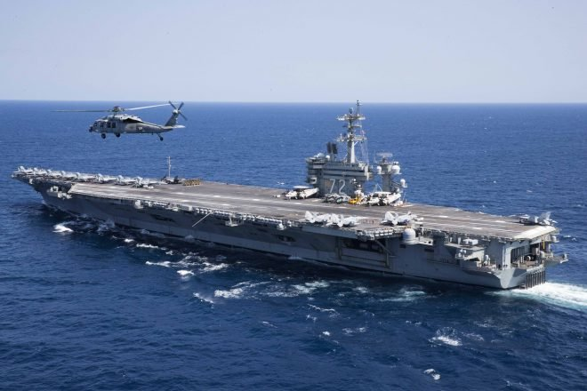 VIDEO: 2nd Fleet Takes Control of First Carrier Training Event Since Standing Up Last Summer
