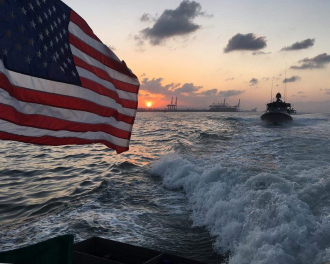 U.S., U.K. Sailors Died Days After Death of Former 5th Fleet CO Stearney