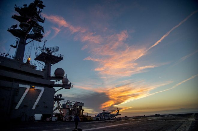 Experts Say Aligning FY2020 Budget With Defense Strategy Could Result in Navy Cuts