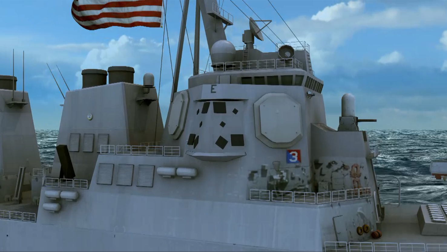 Northrop Grumman Awarded $27.6M Contract to Build First Two SEWIP Block III Ship Sets
