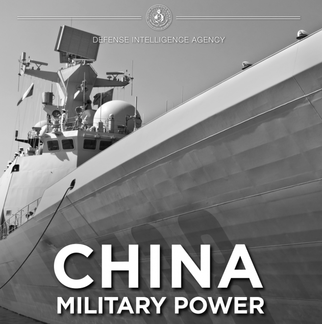 DIA Chinese Military Power Report