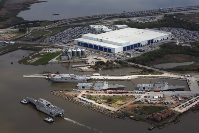 Austal USA President Resigns; CFO to Lead Alabama Yard as Interim President