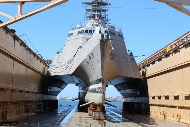 Austal Expanding Involvement in LCS Program Through Maintenance Planning, Execution