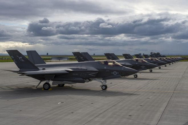 Estimated $380 Billion Needed to Maintain Navy, Marine Corps Aviation Fleet in the Future