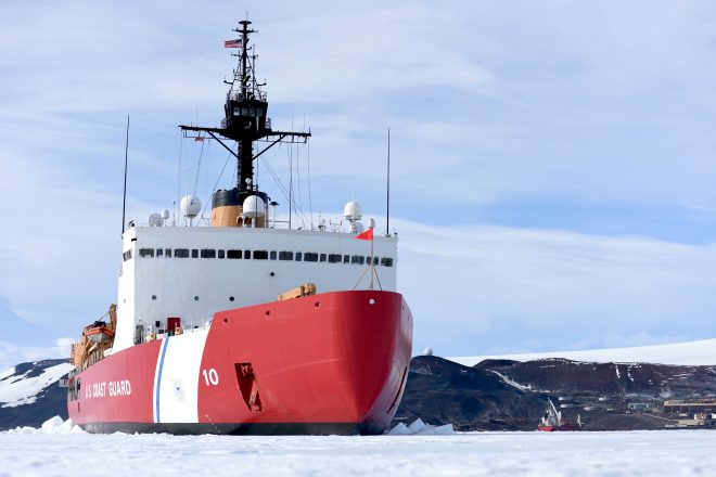Report to Congress on Coast Guard Polar Security Cutter Program