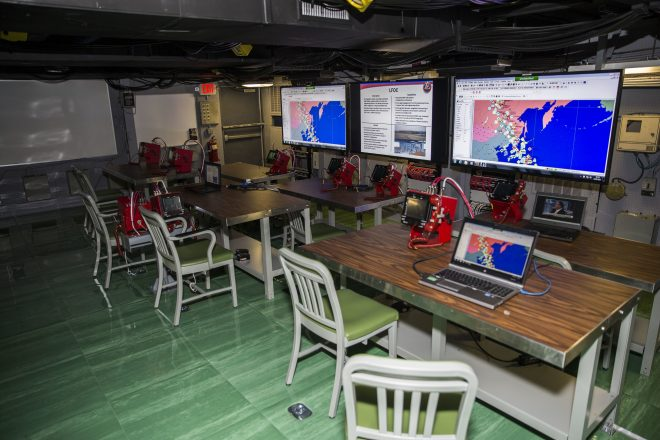 WEST: Marines Expanding Sea Control Laboratory to Test Command and Control Concepts, Gear