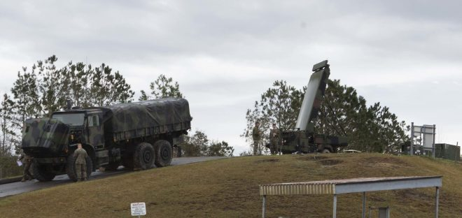 G/ATOR Block II Radar Fielded to Artillery Marines, Headed Towards Full-Rate Production