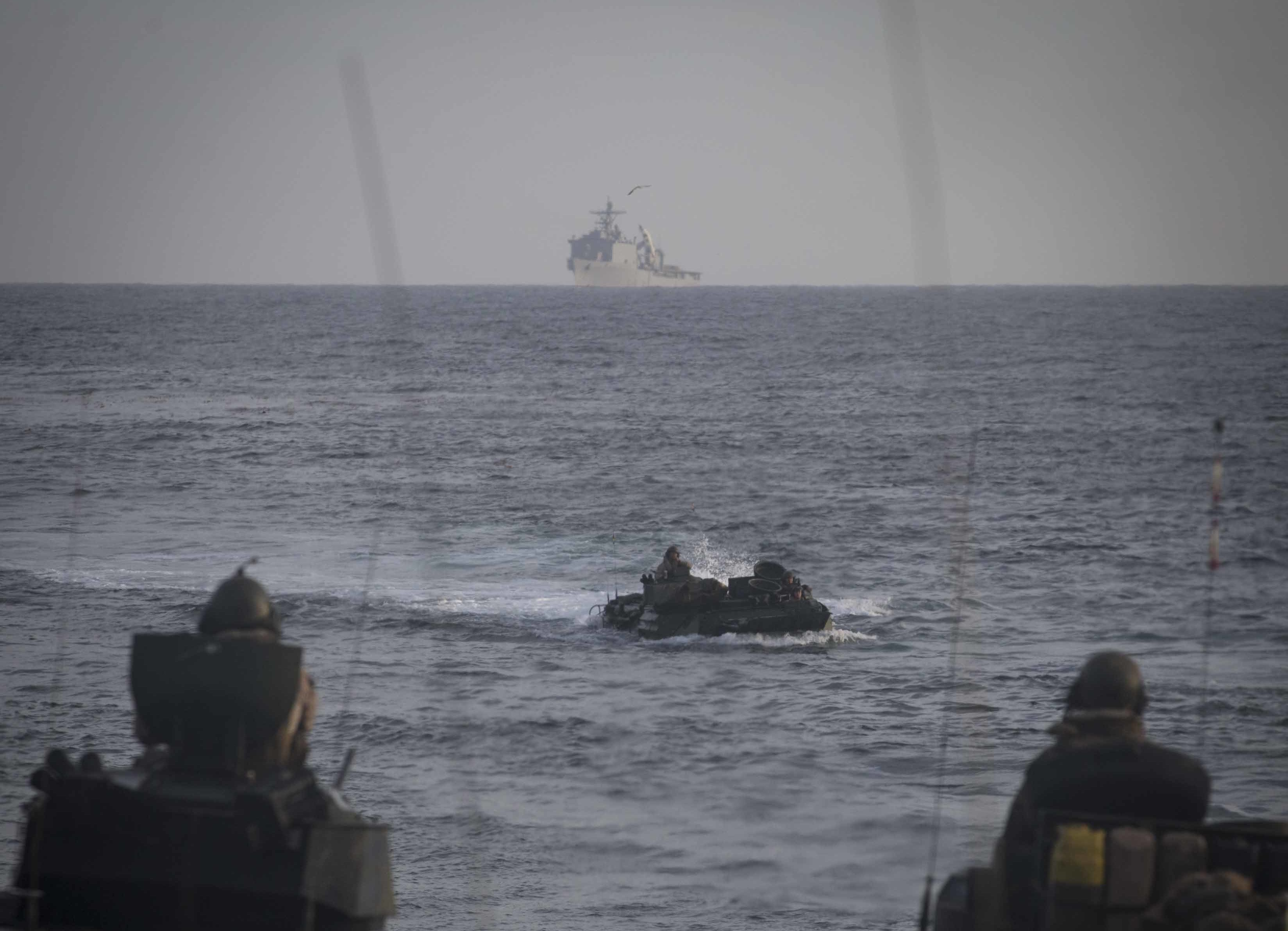 Naval Exercise Series Continues Push to Find Solutions for