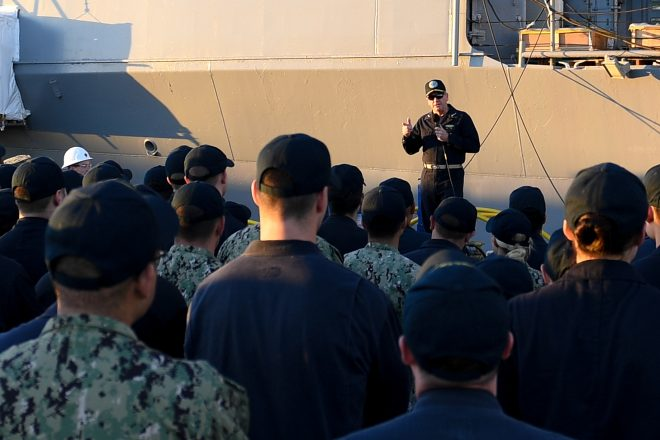 WEST: New Rules Are Giving Surface Commanders More Latitude in How They Train