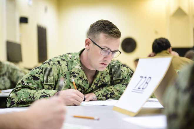 Navy Close to Hiring Leaders for New Community College