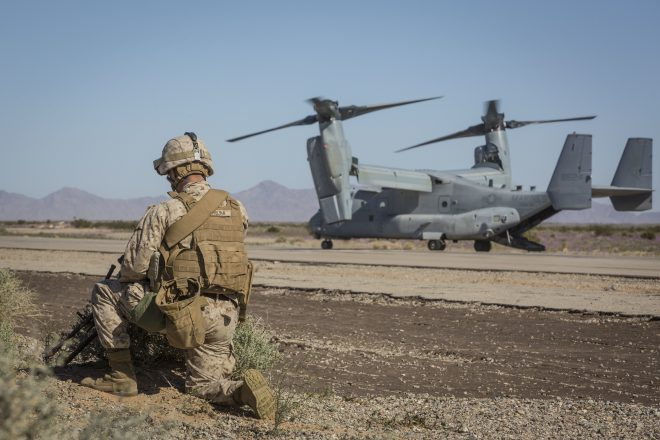 With Tweaks and Upgrades, MV-22B Osprey Poised to Add More Might to the Marines