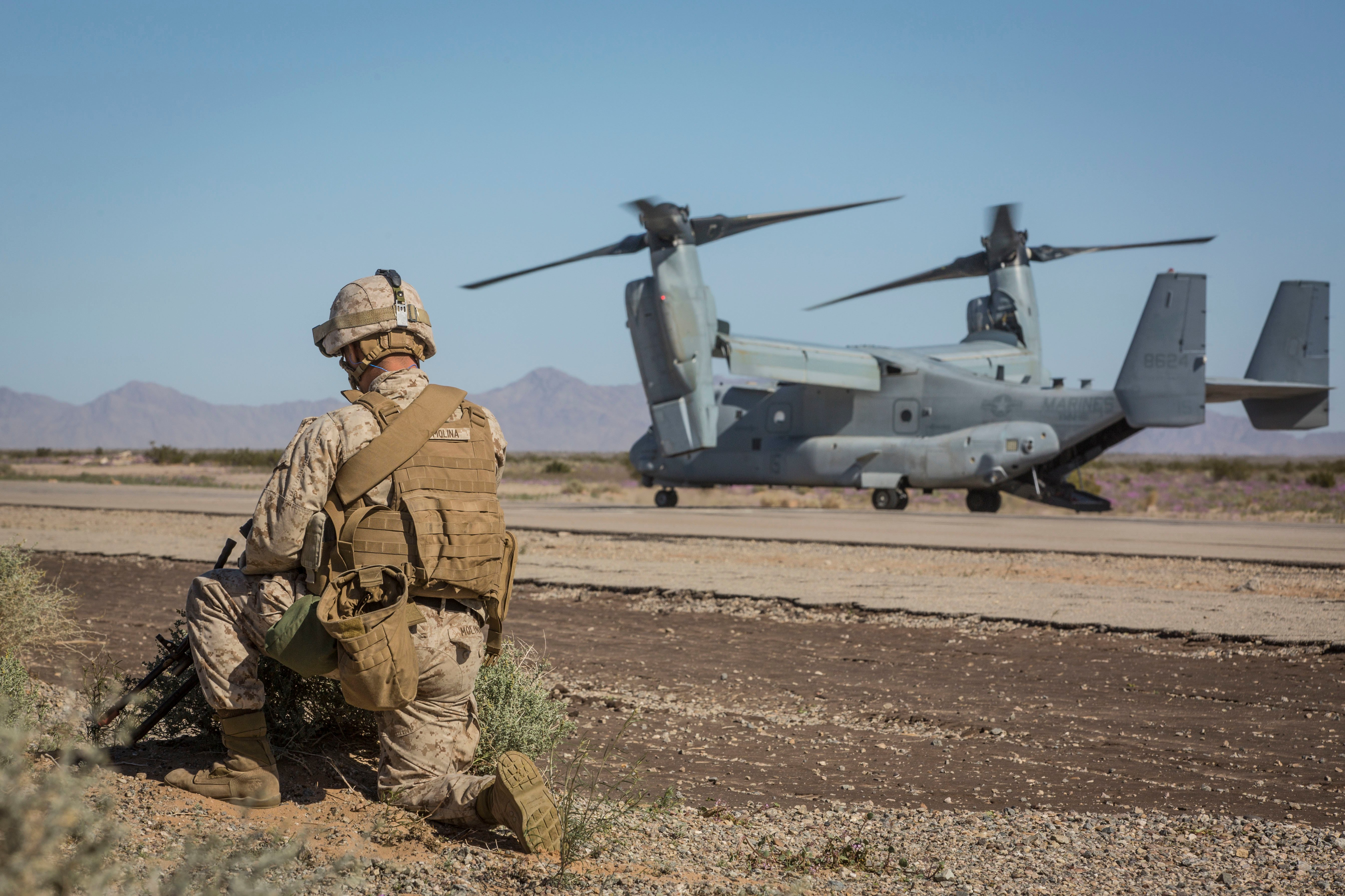 With Tweaks and Upgrades, MV-22B Osprey Poised to Add More Might to