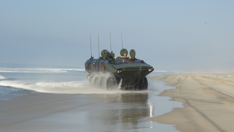 Report to Congress on Marine Corps Amphibious Combat Vehicle Program