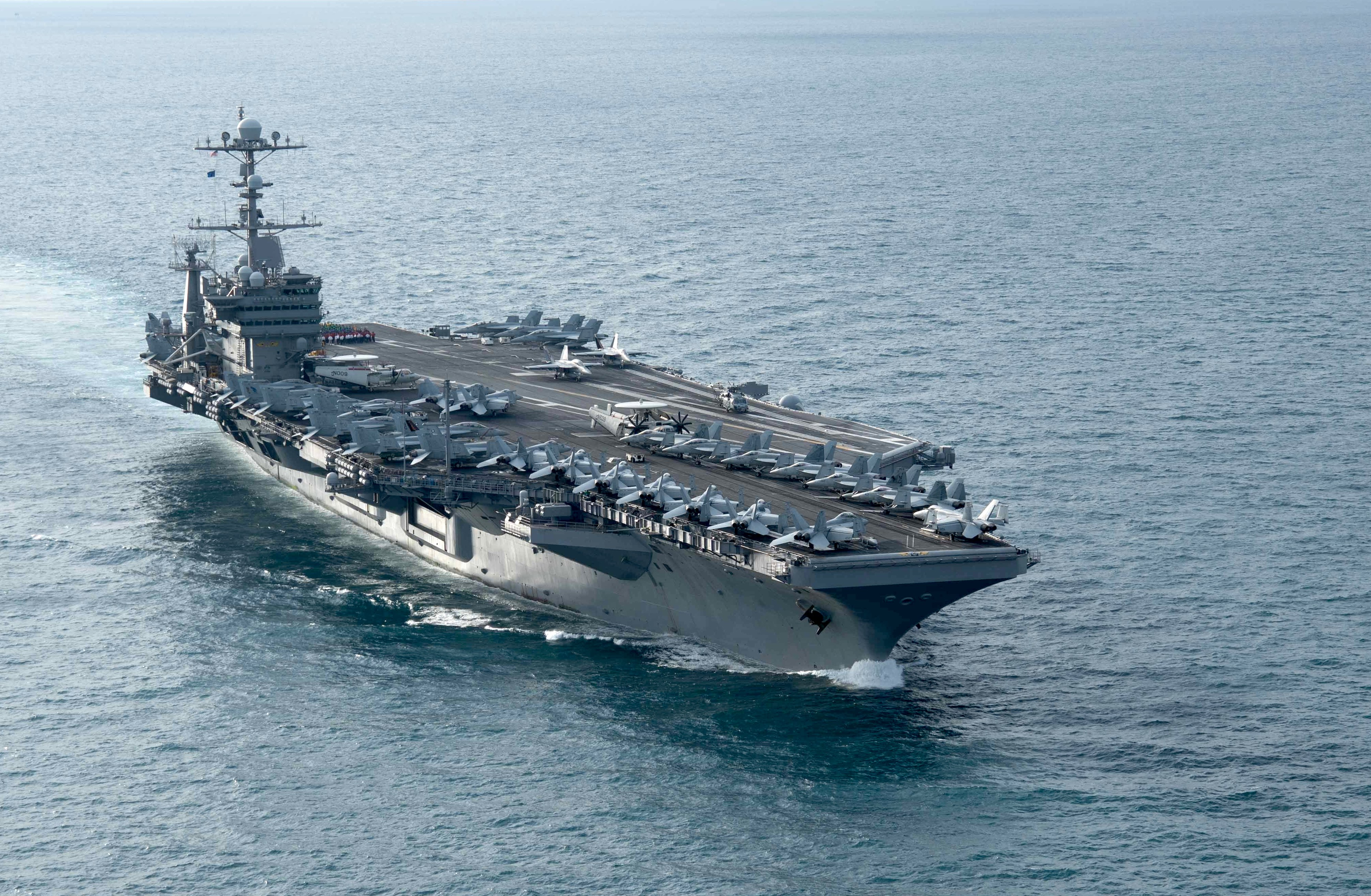 USNI News Fleet and Marine Tracker: Feb  19, 2019