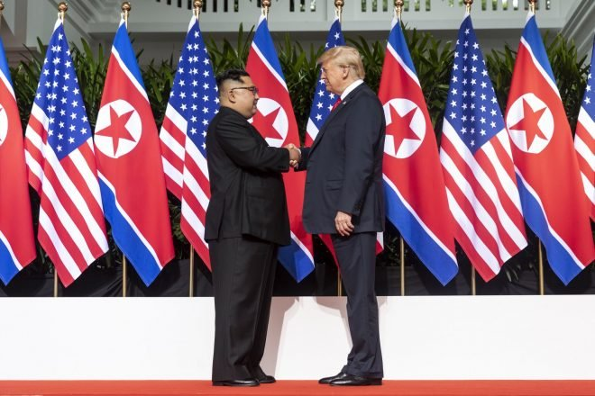 Senators Urge Caution Ahead of Next Trump-Kim Summit
