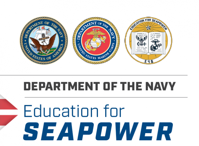Navy's New Education for Seapower Report