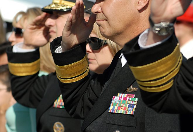 Navy Stopped Publicly Announcing Flag Officer Nominations, Citing Policy Review