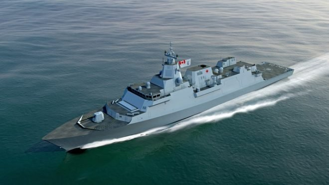 Canada Confirms Type 26 Design for Surface Combatant Program After Legal Tussle