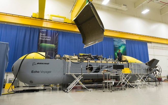 Navy Awards Boeing $43 Million to Build Four Orca XLUUVs