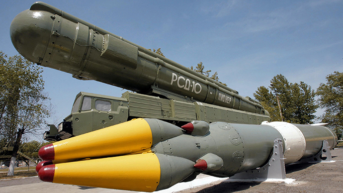 Report to Congress on Russian Compliance with the Intermediate Range Nuclear Forces Treaty