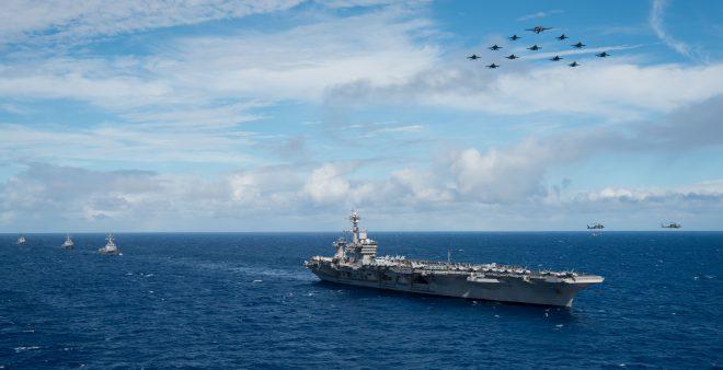 U.S. Strategic Framework for the Indo-Pacific