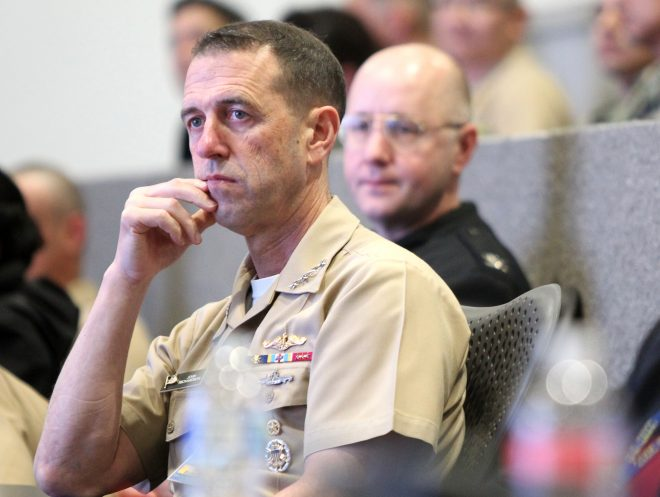 CNO: Navy Concerned Flag Officers Are At Risk for Cyber Attack