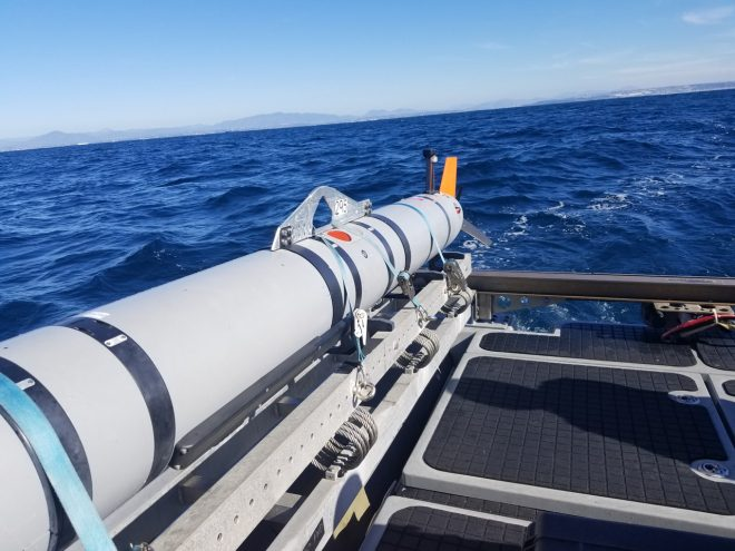 Navy Releases RFP for Medium Unmanned Underwater Vehicle