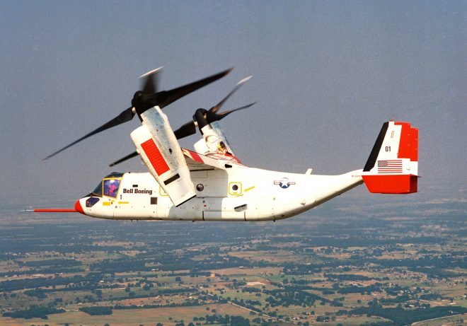 V-22 Program Celebrates 30th Anniversary of First Flight; Inserting Maintainability Improvements Into Fleet
