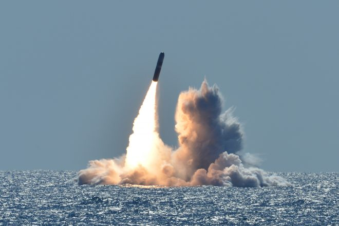 Official: U.S. Far Behind China, Russia in Modernizing Nuclear Arsenal