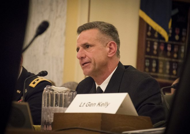 Senate Panel Pushes Navy, Marine Corps to Fix Base Housing Problems