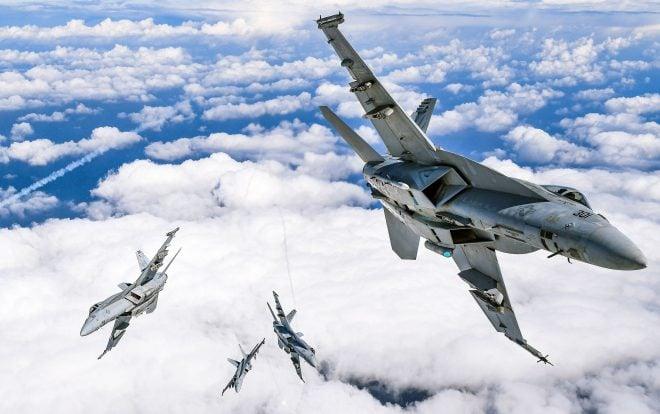 Boeing Awarded $4B Multi-Year Deal for 78 Super Hornets