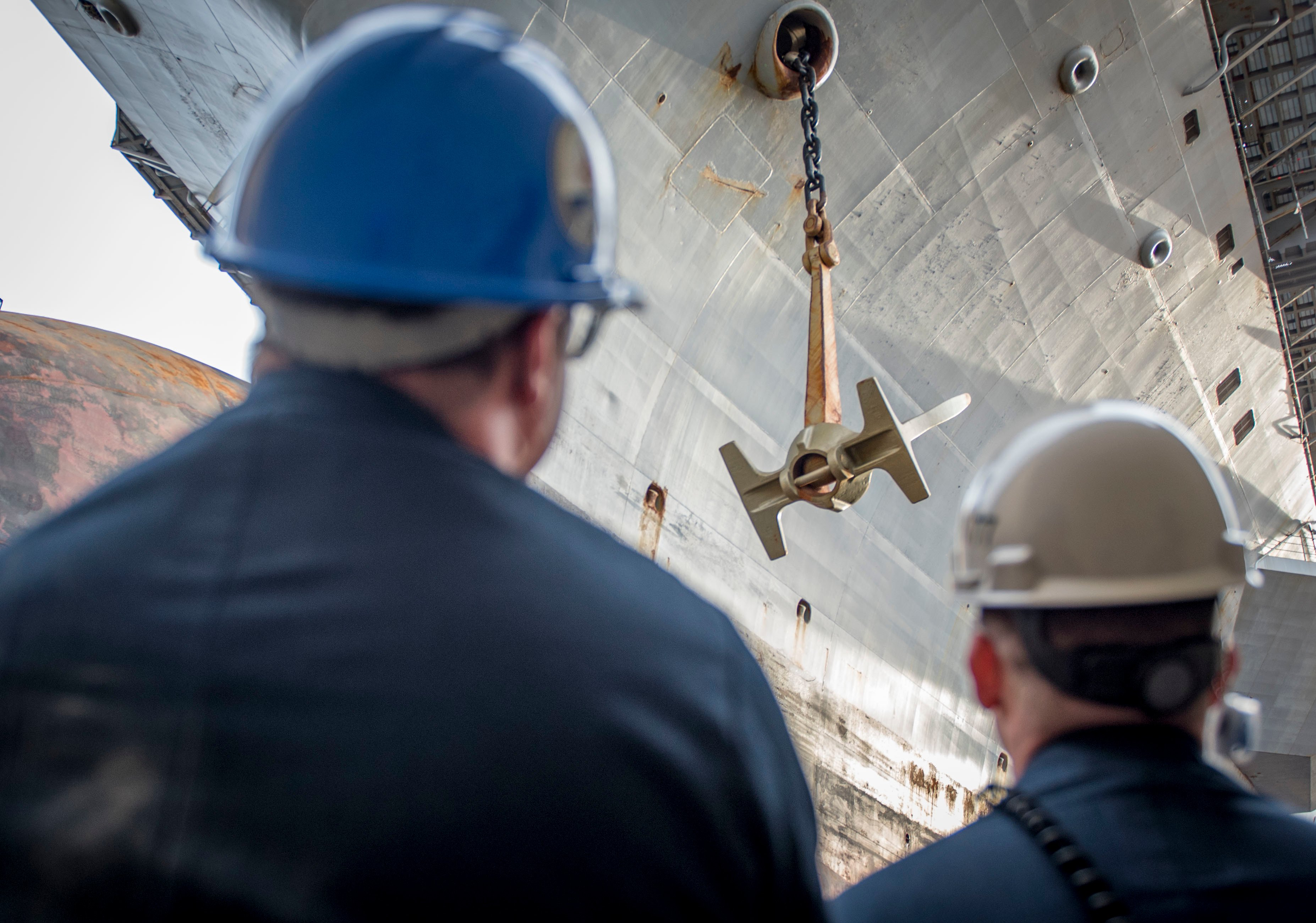 Navy Needs More Dry Docks for Repairs, Says First-Ever Maintenance Report