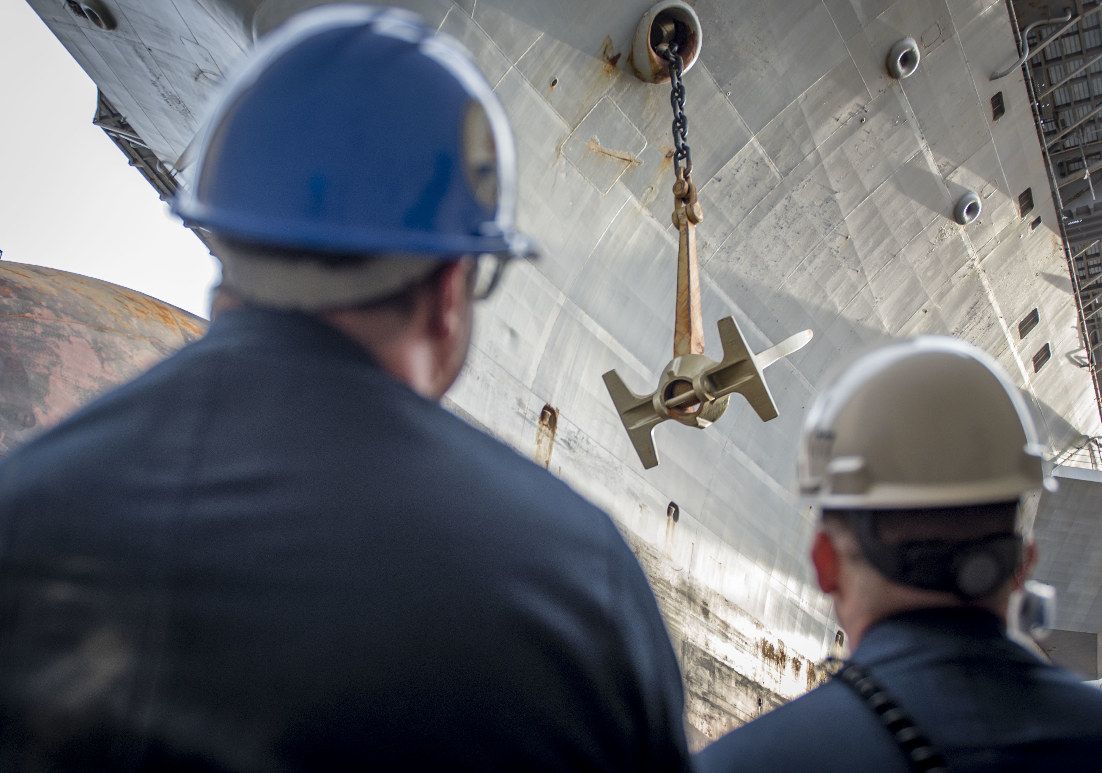Navy Needs More Dry Docks for Repairs, Says First-Ever