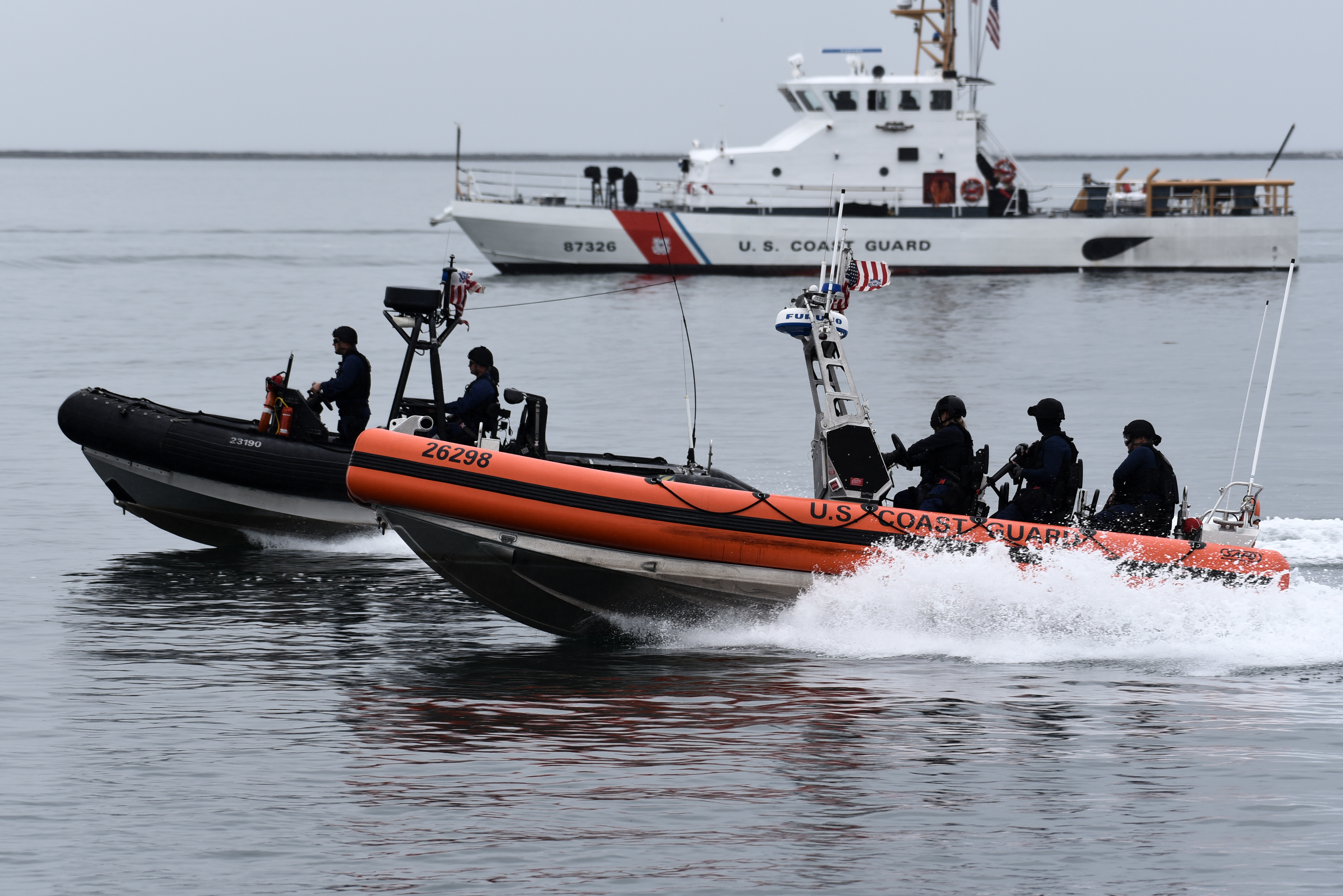 Schultz Coast Guard Busy Relevant And In Need Of More