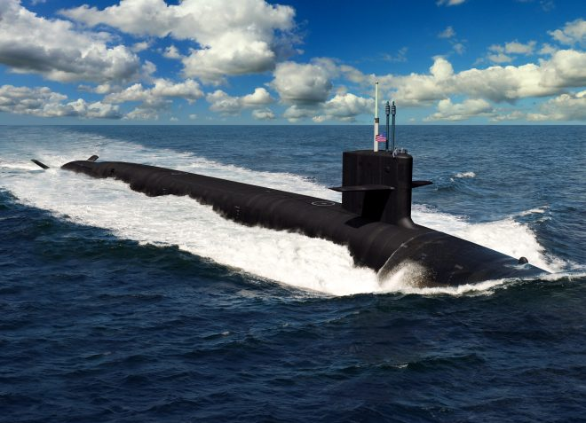 GAO Says Columbia Submarine Risks Running Over Budget Due to Immature Technology