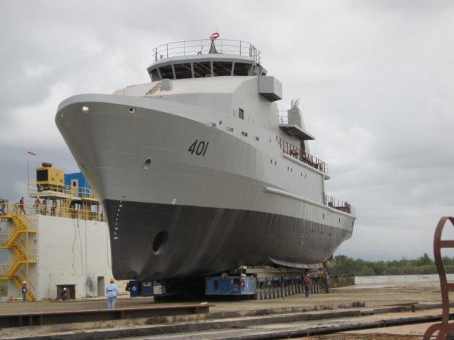 Marines, Navy Both Considering Something Like an Offshore Support Vessel to Supplement Amphibs