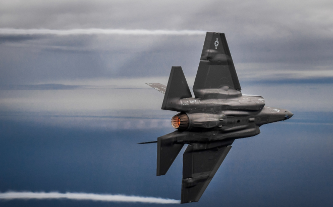 F-35C Wing Commander Focused on First Deployment, Transitioning First Marine Corps Squadron