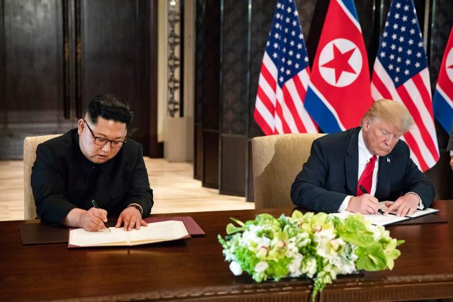 Report to Congress on Trump-Kim Summit in Hanoi