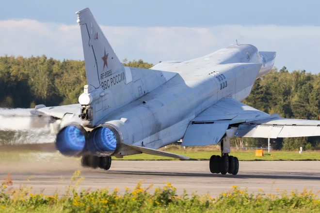 Russians Use U.S. Navy's Aegis Ashore as Excuse to Deploy Strategic Bombers to Crimea