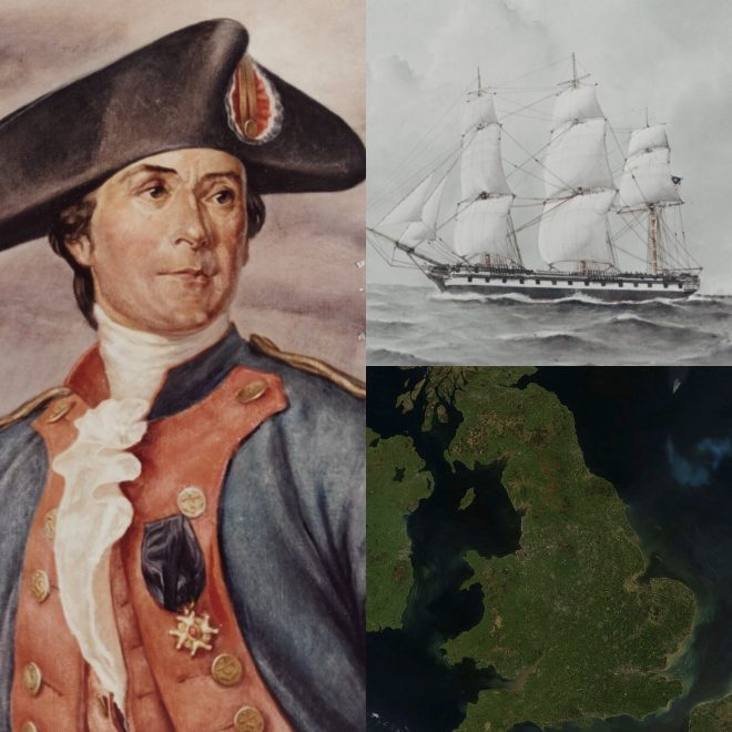 U.K. Firm Claims it Found Famed U.S. Warship Bonhomme Richard; Experts Aren't So Sure