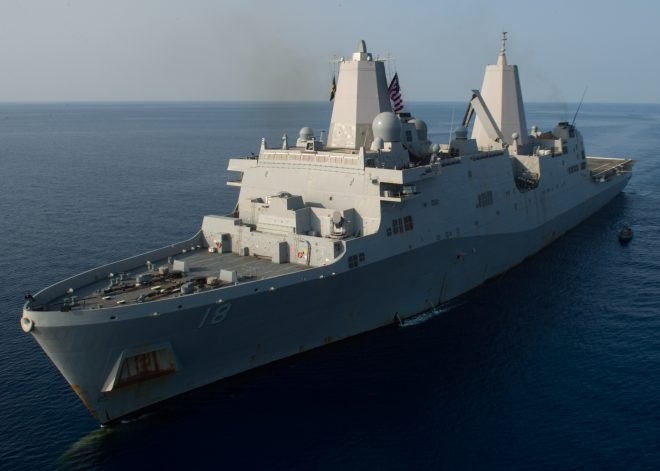 Navy Adding Fifth Amphib to Japan-Based Fleet for Operational Flexibility; 1 DDG Leaving Japan