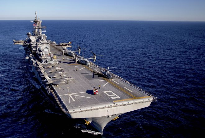 uss america will allow japan