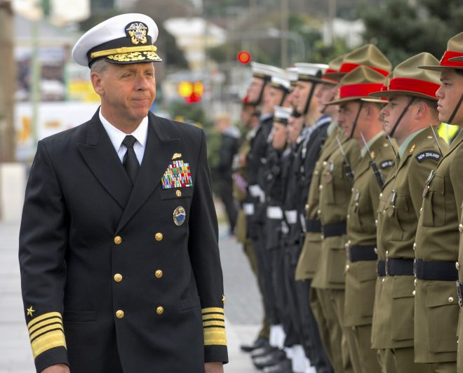 Pacific Commander Davidson Asks Congress to Fund 'Regain the Advantage' Plan Aimed at China