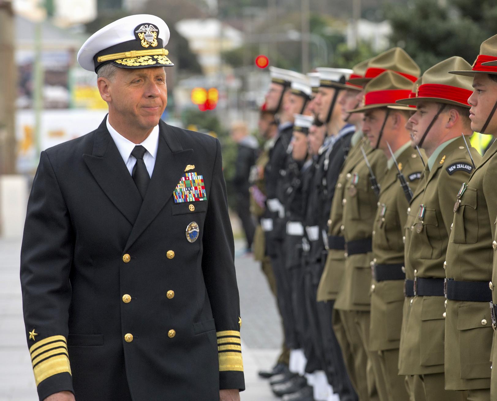 Pacific Commander Davidson Asks Congress to Fund 'Regain the Advantage' Plan Aimed at China
