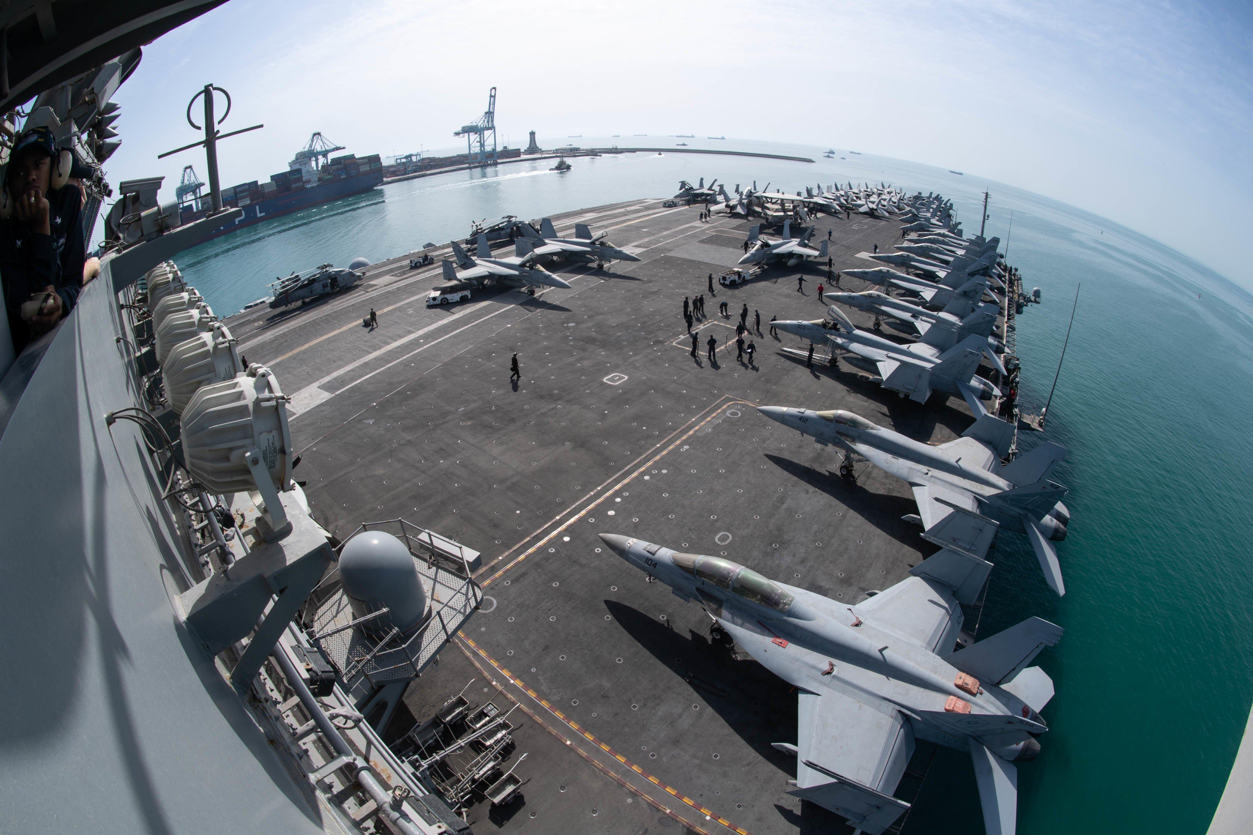 USNI News Fleet and Marine Tracker: April 1, 2019