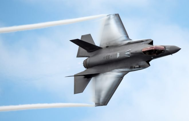 Pentagon Seeking Potential Replacements for Turkish F-35 Parts