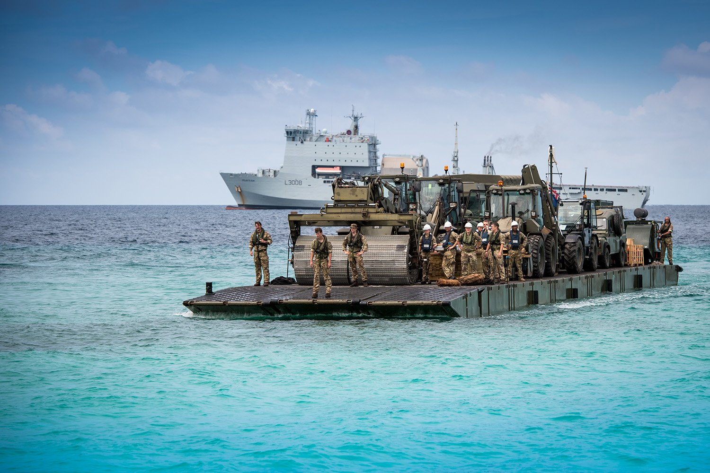 USNI News Video: Britain's Caribbean Naval Mission